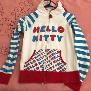 Hello kitty hot topic sweater